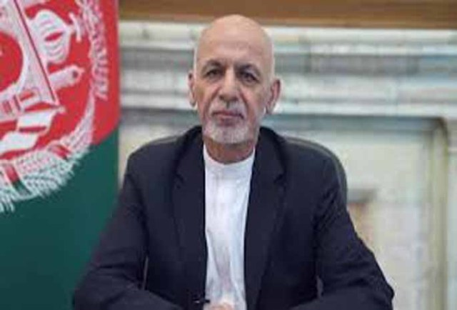 Taliban takeover: Former Afghanistan president apologizes for fleeing the country