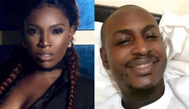 """Annie Macaulay fires back at Tuface Idibia's brother: """"Stop sucking your brother dry"""""""