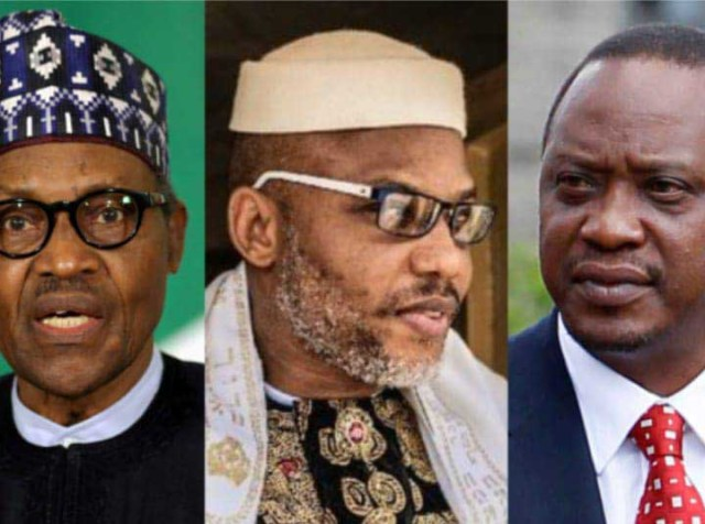 We've obtained CCTV, other evidence of how Buhari regime kidnapped Nnamdi Kanu in Nairobi -Kenyan Lawyer