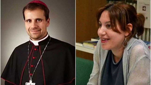 Catholic Prest Steps down after falling in Love with Satanic-themed erotic fiction Author