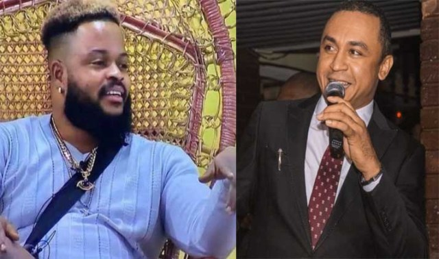 Daddy Freeze reacts to Whitemoney Looking as Angel Flashed her Vi*gina.