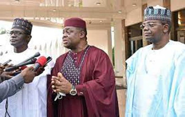 Femi Fani-Kayode said He was led by Holy Spirit to defect from PDP to APC