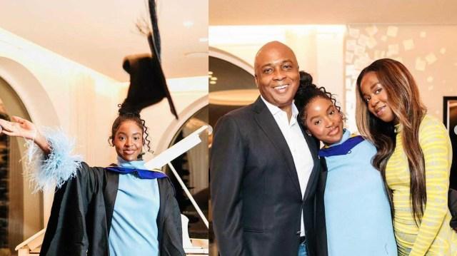 Saraki's Daughter Graduates From British Varsity