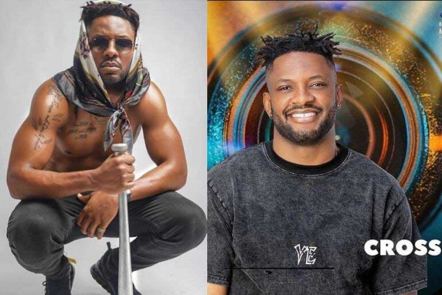#BBNaija Final: Cross evicted from Big Brother house
