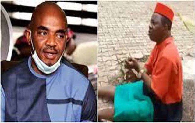 ''I don't Know why he put on Biafran Regalia'' - Actors Gild president, Emeke Rollas reacts to Arrest of Chiwetalu Agu