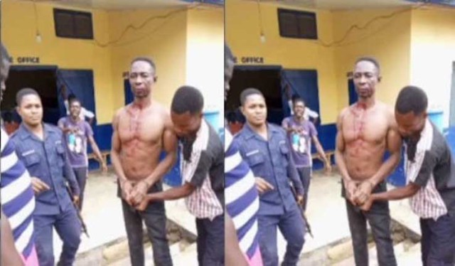 Man kills friend because he saw him in his dream sleeping with his wife