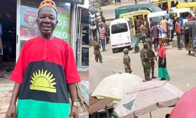 AGN tackles actor Chiwetalu Agu for wearing a Biafra regalia