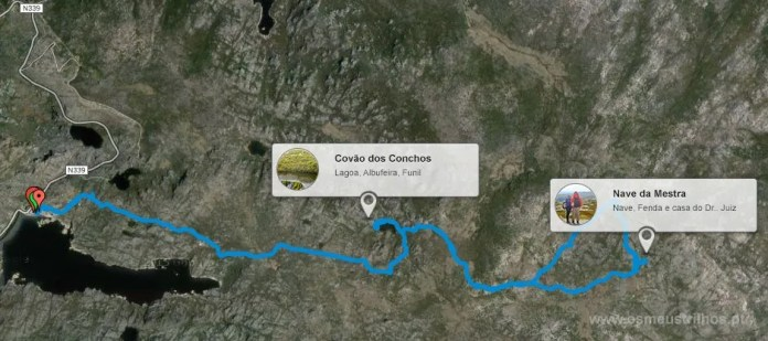 Mapa_Nave da Mestra
