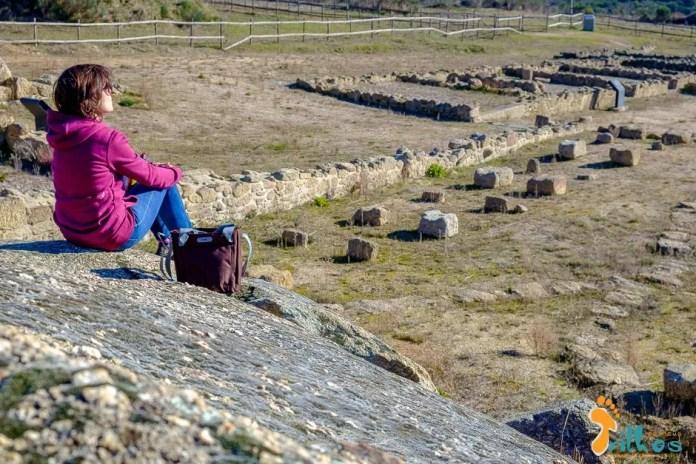 ruínas romanas da Quinta da Fórnea