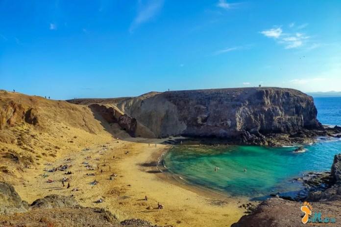 lanzarote - playa del papagayo - Os Meus Trilhos-172756