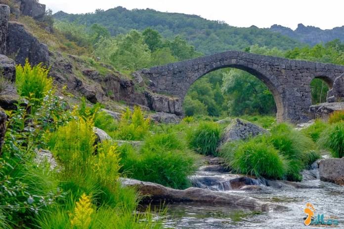 Ponte Nova de Castro Laboreiro