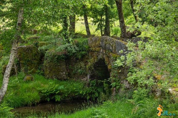 Ponte da Assureira, sobre o Rio do Barreiro