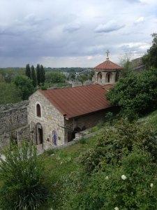 Crkva Svete Petke na Kalemegdanu