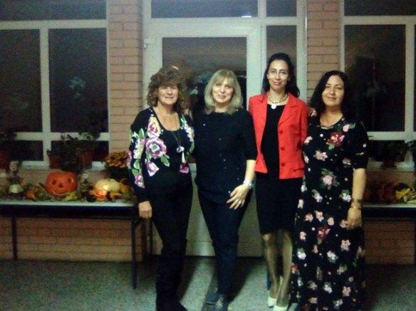 Učiteljice: Jelica, Zorica, Ana i Tatjana
