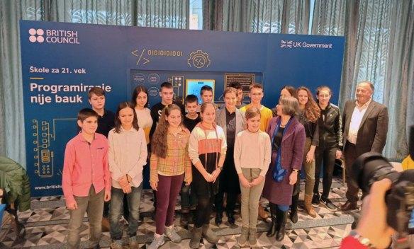 Škole za 21. vek - Svečanost u Beogradu