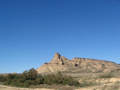 Topónimos de Los Monegros