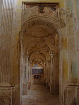 El valor del monasterio de la Cartuja de las Fuentes (1ª parte)
