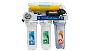 Depuragua Umkehrosmose MOON75 6 Stufen. Manometer Pumpe, Verbrenner, Wasserhahn Lux - 3