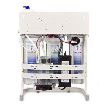 RDL Group Ultimate Plus Superflow | Umkehrosmose Wasserfilter 600 GPD Membrane und Hochleistungspumpe | Kraftpaket ohne Tank | Directflow Osmoseanlage | Bis zu 1600 ml Osmosewasser pro Minute - 2