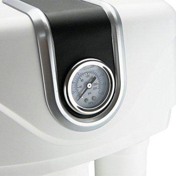 smardy PRO 190 Quick Change Umkehrosmose Wasserfilter 5 Stufig Schnellwechselfilter - 4