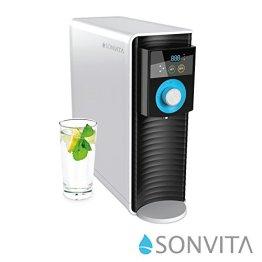 Sonvita PURA UP Auftisch Umkehrosmose Wasserfilter für kalkfreies Trinkwasser Osmoseanlage für schadstofffreies Leitungswasser - 1