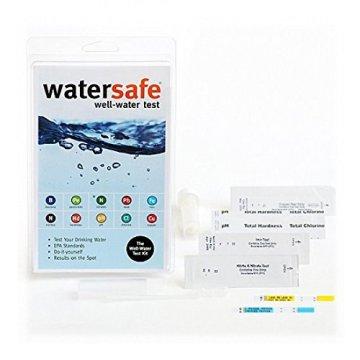 2 x Trinkwasser Wassertest (10 versch. Tests in 1) mit deutsch/englisch bedienungsanleitung - 2