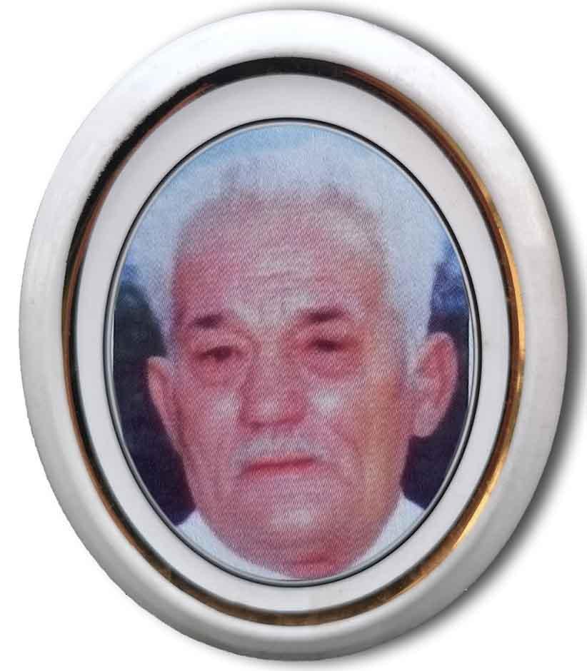 Ivan Biško Katarić osmrtnica