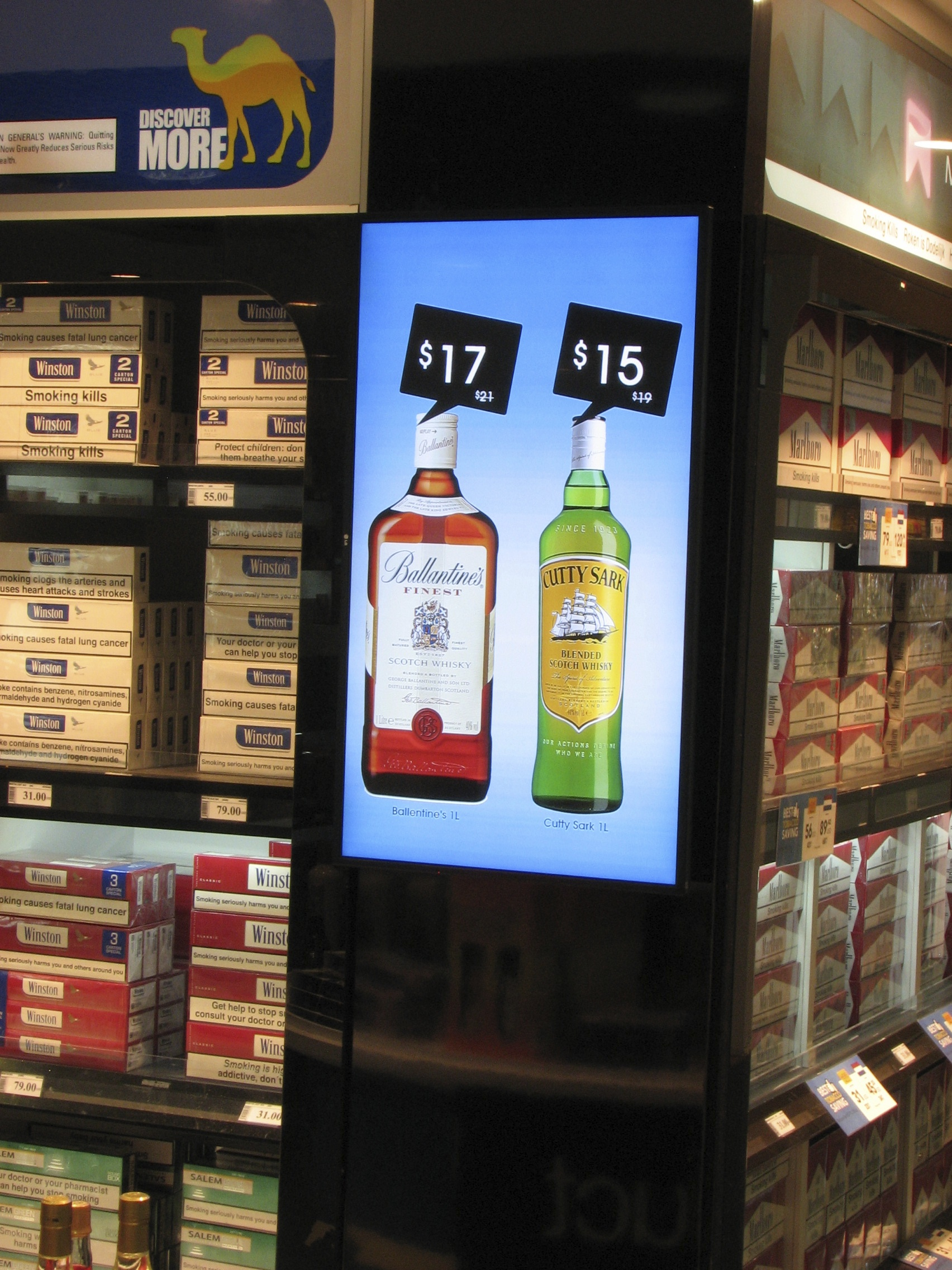 OSM Solutions provides video wall and digital signs for