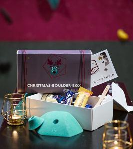 Geschenkbox zu Weihnachten vom OSNABLOC