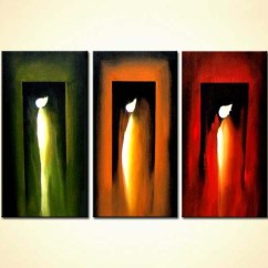 Modern Artwork For Living Room Carpet Designs Painting Sale - Three Angels Decor #1199