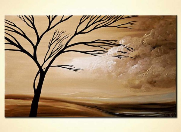 painting - earth tones