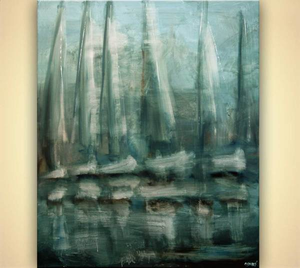 Contemporary Modern Abstract Art Painting