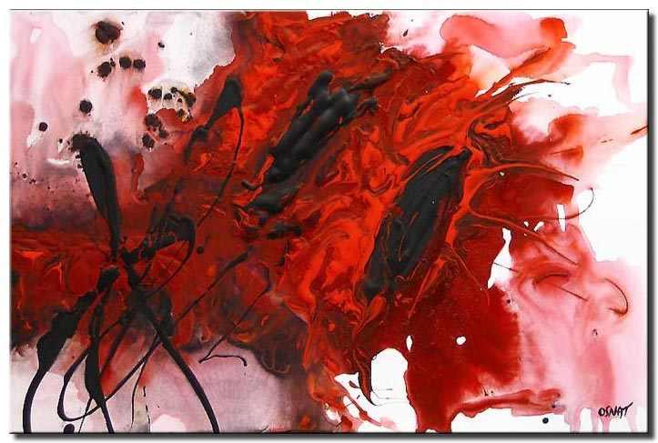 abstract and modern paintings