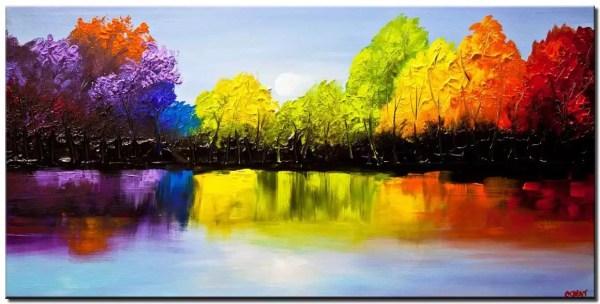 painting - canvas print