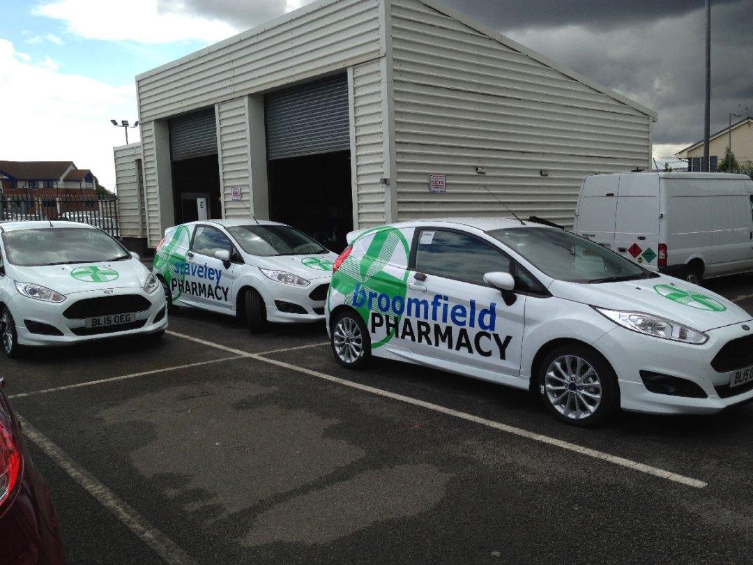 Chalice Pharmacy Vans