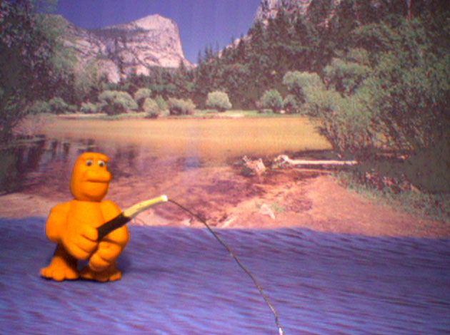 Stop Frame Gone Fishing 1