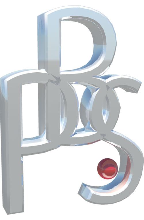 3D logo idea for accountancy company