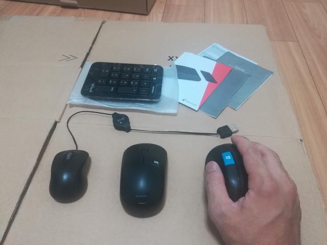 スカルプト エルゴノミック マウスを持つ時