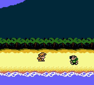 ゼルダの伝説 夢を見る島(ゲームボーイ)2