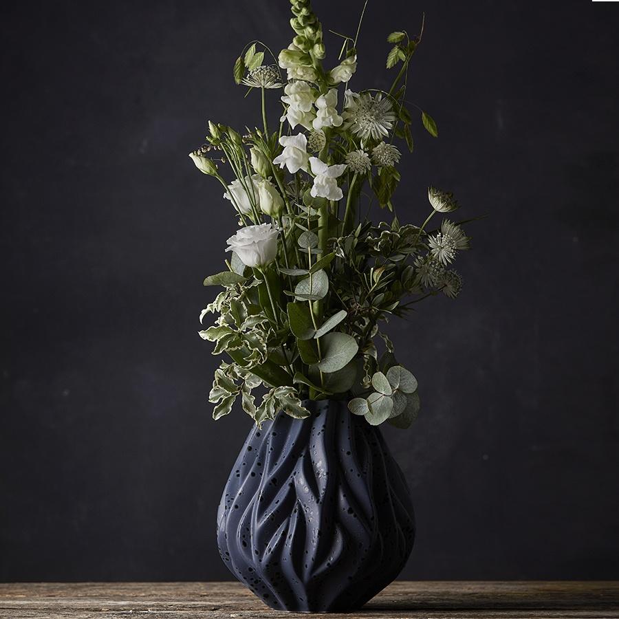 Morso Flame Vase Blue