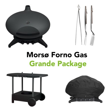 Forno Gas Grande Package