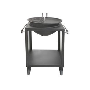 morso grill 17 free standing barbecue grill