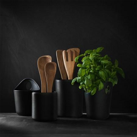 morso kit herb and utensil pots