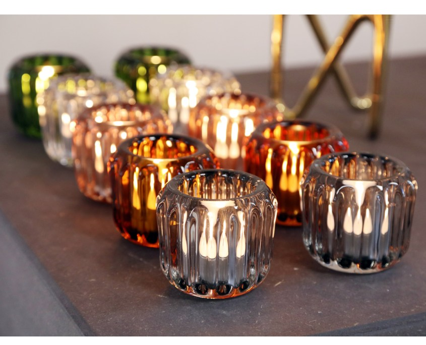 Morso Gears Tealight Holders