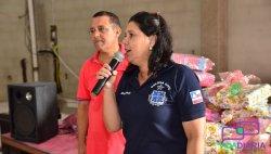 Delegada-coordenadora da 8ª Coorpin, Valéria Fonseca Chaves