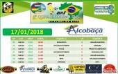 4ª Edição da Copa de Futebol Extremo Sul 2018