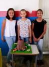 Julia, Lavinia e jadina