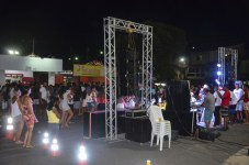 Encontro do samba prestou homenagem à sambista caravelense (1)