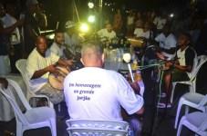 Encontro do samba prestou homenagem à sambista caravelense (4)