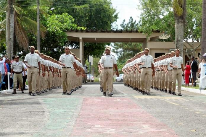 13º BEIC forma 81 novos policiais militares em Teixeira; confira imagens